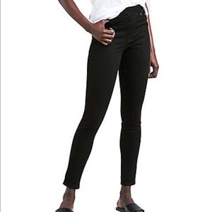 Levi's Pull On Skinny Jeans in black size 8